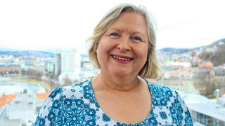 Divisjonsdirektør i Skatteetaten, Marta Johanne Gjengedal.