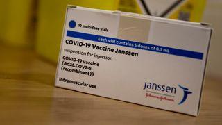 Én av fem nordmenn vil ta Janssen-vaksinen