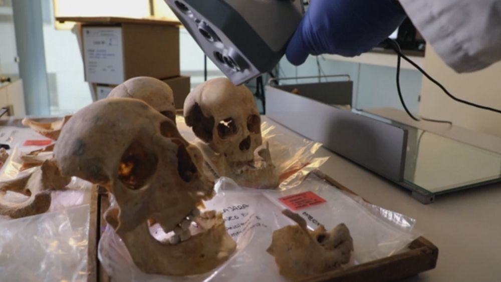 Forskere håper DNA fra knokler etter Christofer Columbus, sønnen Hernando og broren Diego skal gi et endelig svar på hvor den berømte og omstridte oppdageren kom fra.