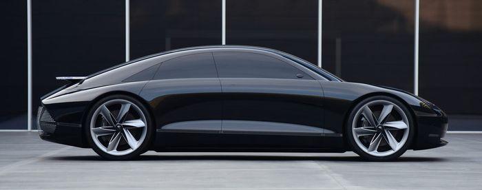 Hyundai Prophecy.