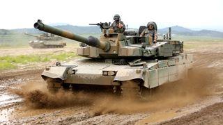 Det handler om milliarder når Hyundai legger ut på norsk stridsvognturné