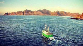 En gruppe bedrifter setter av 65 millioner til å utvikle hydrogen-elektriske fiskebåter