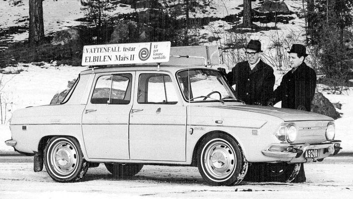 Det svenske energiselskapet Vattenfall kjøpte en av Mars II-bilene.