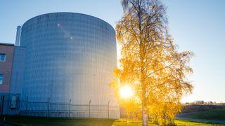 Norsk problem kan bli en løsning for England: Vil sende tre tonn atomavfall