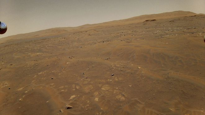 Manglende bilde skapte trøbbel på Mars-flytur
