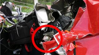 De som kommer først til en flyulykke, risikerer å utløse livsfarlig rakettladning