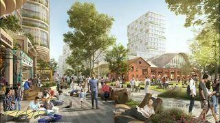 Google skal bygge en egen high tech-bydel i San Jose