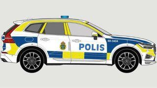 Volvos nye politibiler tar overvåkning på veien til et nytt nivå
