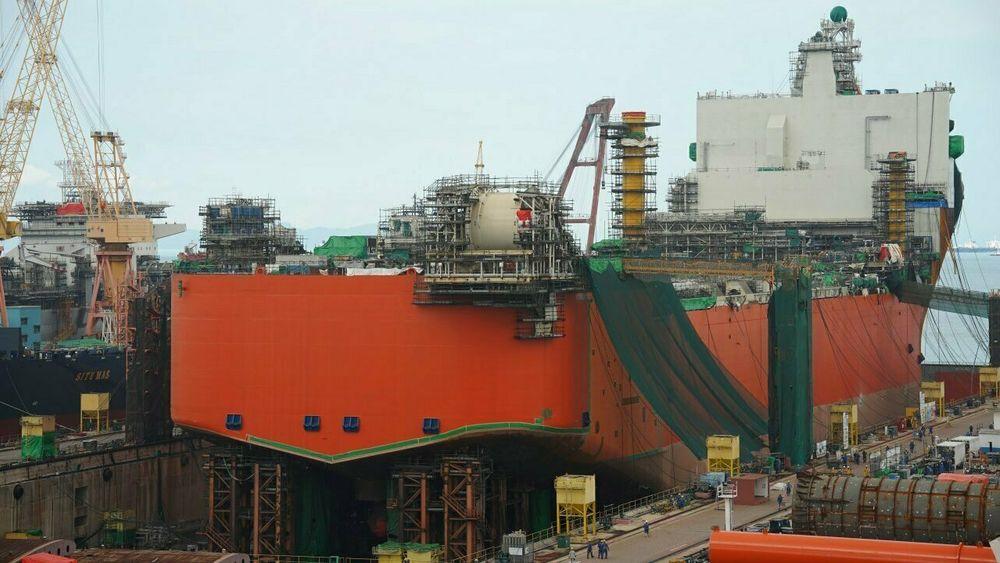 I dag presenterer Petroleumstilsynet resultatet av sin gransking av Johan Castberg-utbyggingen. Produksjonsskipet bygges ved verftet til Sembcorp Marine i Singapore.