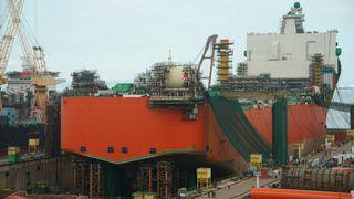 I dag kommer rapporten: Ptil har gransket alvorlige sveisefeil på Castberg-skipet