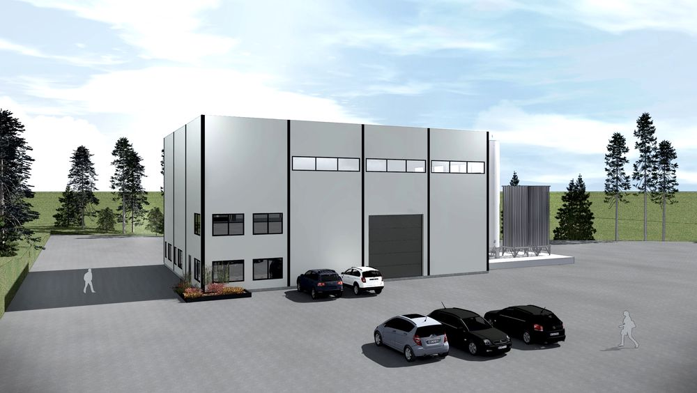 Den nye reaktoren skal bygges av Dynatec Engineering i samarbeid med Cenate og med finansiell støtte fra Innovasjon Norge. Anlegget skal etableres i Holtskogen Næringspark, som er et nytt industriområde mellom Oslo og Askim.