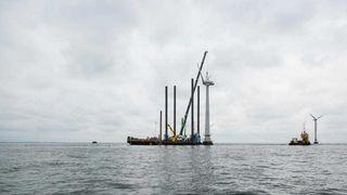 Verdens største havvindselskap slutter å deponere turbinblader – skal gjenvinnes
