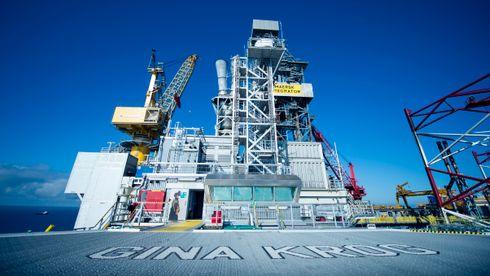Equinor stopper injeksjon på Gina Krogh – vil heller eksportere gassen til Europa