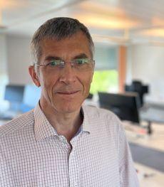Arne Øyen i Sonitor technologies og Forkbeard technologies.