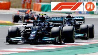Fremtidens industri driver med innovasjon på Fosen. Den nye logoen vakte reaksjoner hos Formula One Licencing.