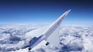 Satser supersonisk: United Airlines vil fly London-Newark på halve tiden