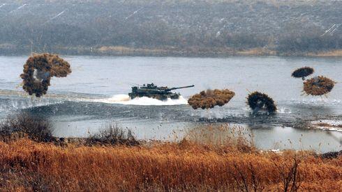 Frister med nytt Black Panther-tilbud: Hele stridsvogna bygges i Norge, og det utvikles ubemannet tårn med større kanon