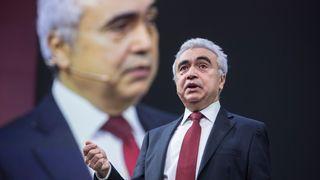 IEA-sjef Fatih Birol