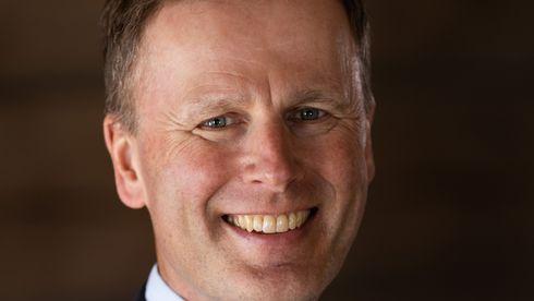 Knut Alnæs, daglig leder for Citrix i Norge
