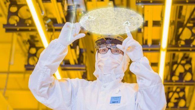 Denne fabrikken skal redusere Europas avhengighet av asiatiske mikrobrikker