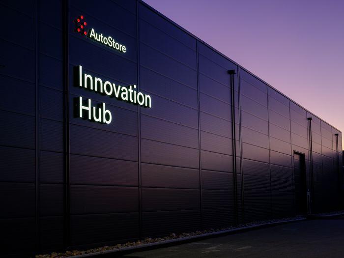 Innovasjon er helt sentralt for Autostores videre utvikling.