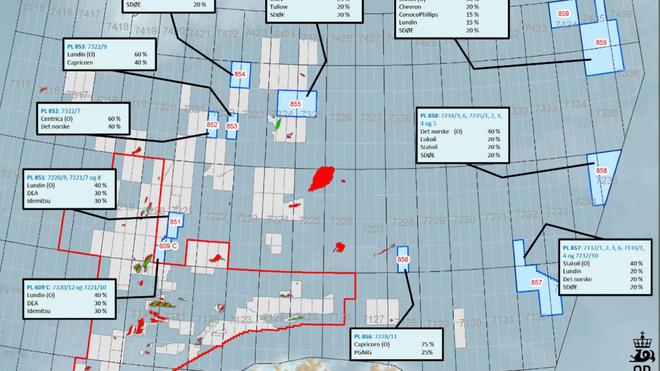 Vurderer å trekke seg ut av Barentshavet: Nå har de boret ferdig den avgjørende letebrønnen