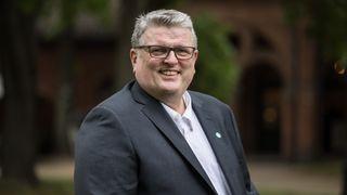 Lars Olav (60) har ledet 150 tillitsvalgte i Equinor. Nå blir han president i Tekna