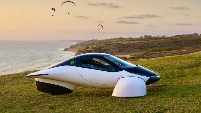 Denne elbilen kjører 65 km om dagen på ren solenergi