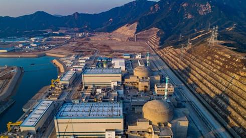 Kina avviser lekkasje fra atomkraftverk