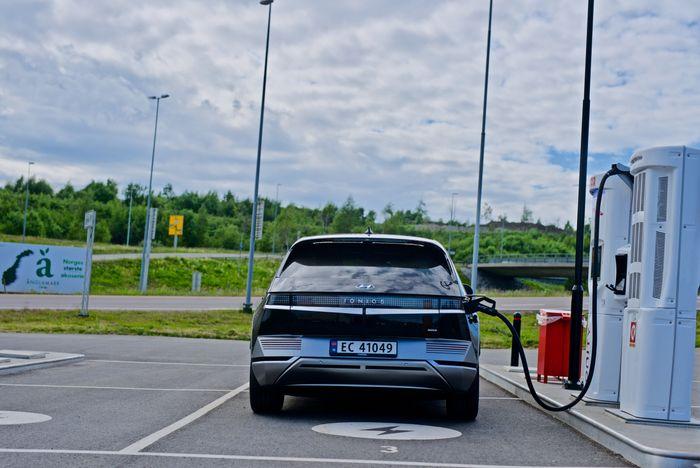 Hyundai-gruppen er blant de som lager energieffektive biler.