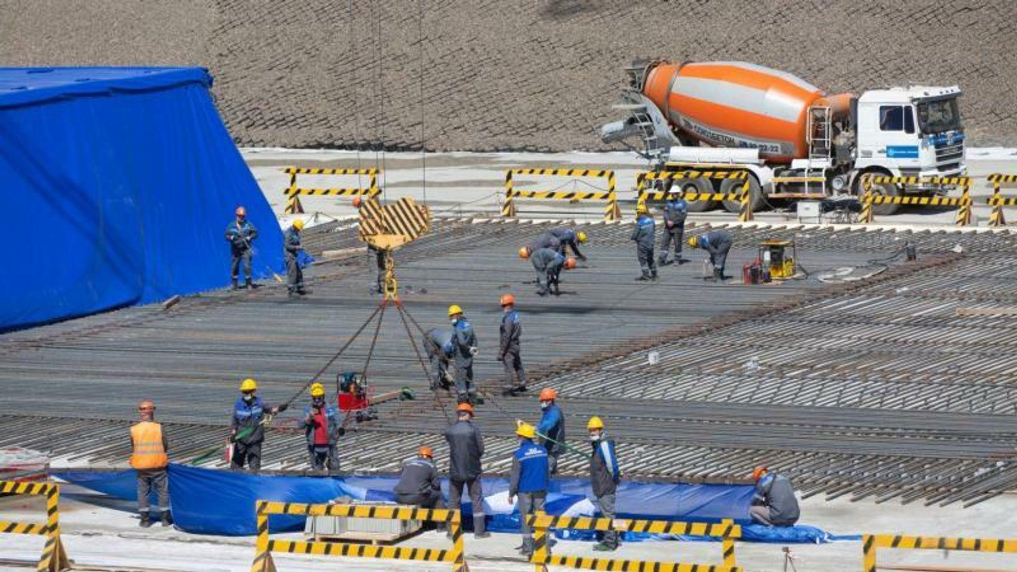Russland bygger fjerdegenerasjons reaktor: – Ressursene blir praktisk talt utømmelige