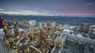 Energimeldingen: Legger til grunn at Melkøya skal over på strøm