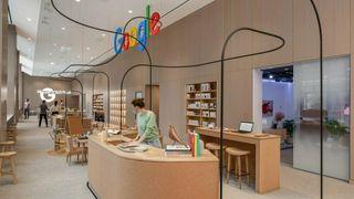 Google har kommet med sitt svar på en Apple store