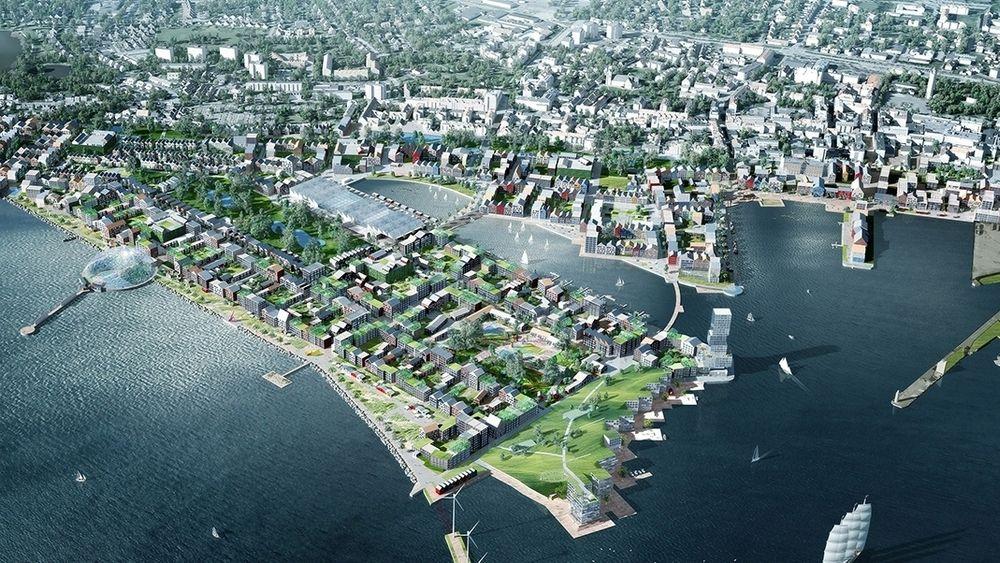 Slik skal hydrogen spille en viktig rolle i den svenske småbyen