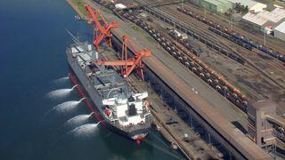 Ballastvannsystem viser havner hvor vannet er for grumsete til å kunne renses