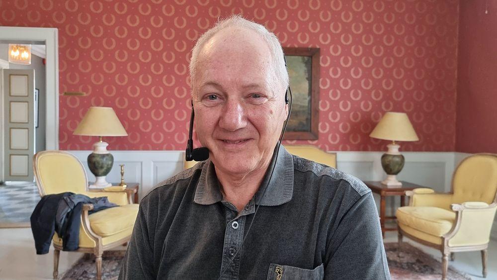 Digital veteran: Professor emeritus ved NTNU Asbjørn Rolstadås har vært med lenger enn de fleste, men har lite tid til å slappe av.