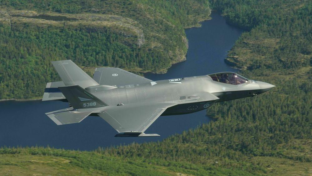 Norsk F-35A under ACE-21 tidligere i juni. Nå ligger det an til at Sveits skal kjøpe samme flytype og dermed bli den åttende F-35-nasjonen i Europa.