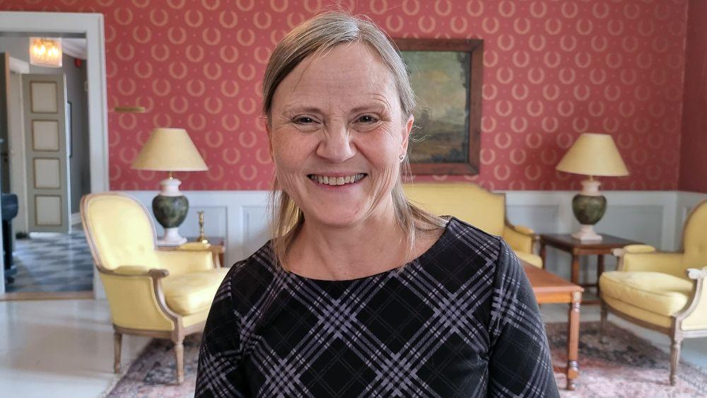 Tro på toget: Ragnhild Wahl er FoU-direktør i ITS Norway