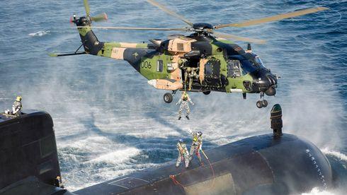 Frykter katastrofe: Australia har ikke fløyet NH90 på flere uker