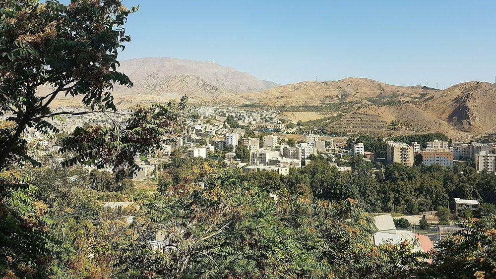 Byen Karaj ligger drøyt 50 kilometer nordvest for Teheran.