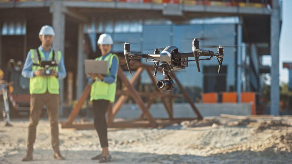 BRANDSTORY: Droner kan gi deg svaret!
