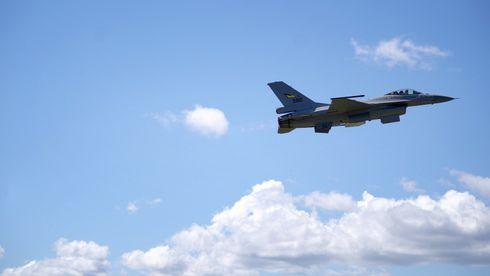 Her er «680»: Det norske F-16-flyet som har kjempet i tre kriger