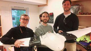 Droner lastet med blodprøver navigerer ved hjelp av Telenors 4G