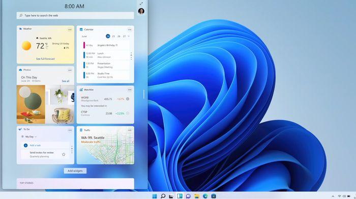 Windows Widget er på mange måter erstatningen for de dynamiske flisene som forsvinner ut med Windows 11.