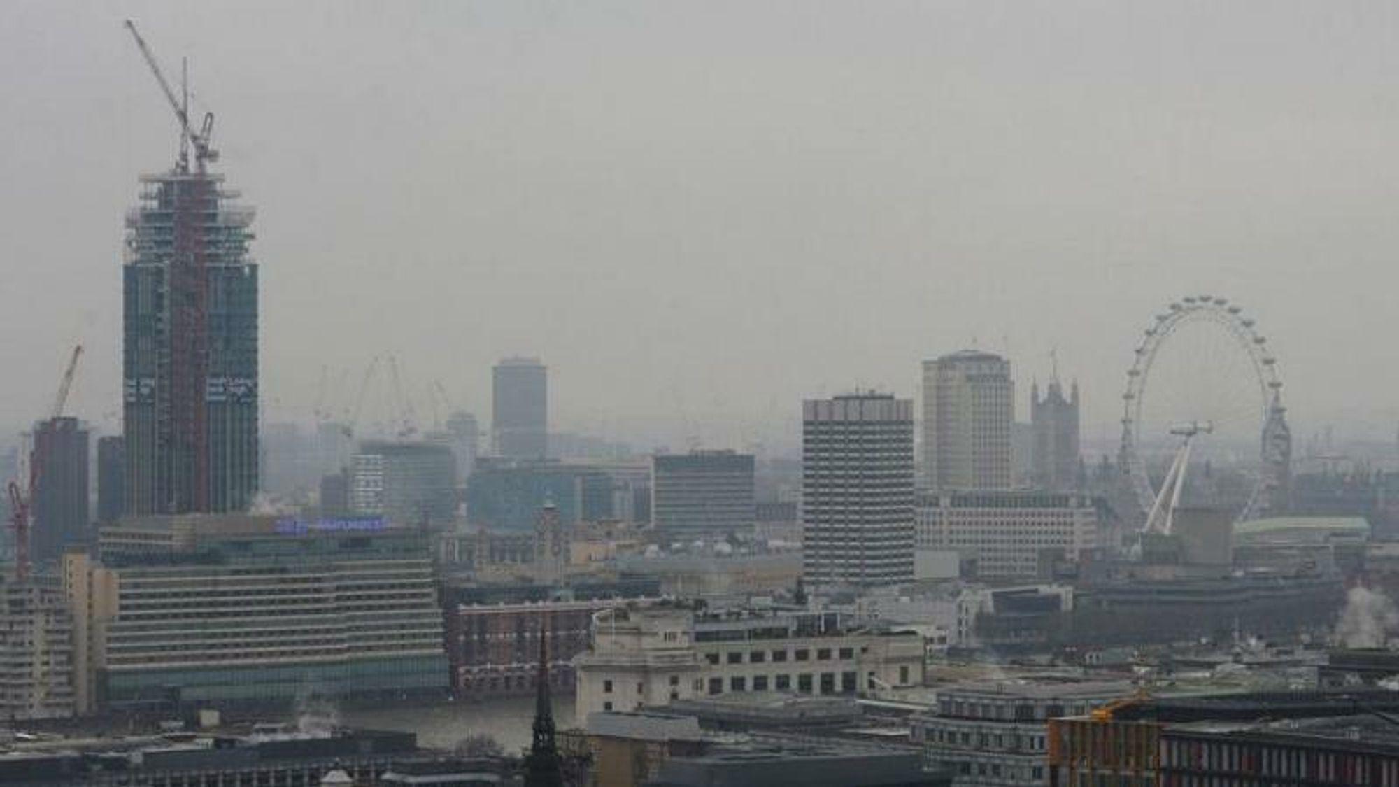 Etter 20 års forbud: Blyforurensning fra bensin kan stadig spores i London