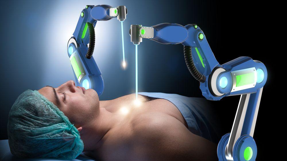 Helsesektoren er blant sektorene der man vil trenge teknologer i fremtiden.