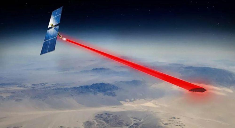 Et fremtidig anlegg for å fange sol i rommet skal kunne ligge i 36.000 kilometer fra jorden.