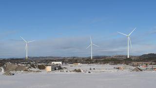 Vindkraftverk får unntak fra lys-krav: Kravet fikk urimelig utfall, mener departementet
