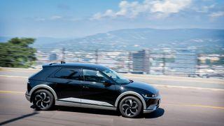 Hyundai Ioniq 5 har egenskaper som får konkurrentene til å fremstå trauste