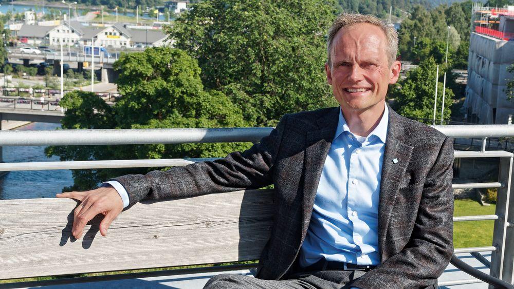 Siden Norconsult allerede er Norges-ledende blant rådgivende ingeniører, ser konsernsjef Egil Hogna etter vekstmuligheter i andre land. Øverst på listen står Polen, Sverige og Danmark.